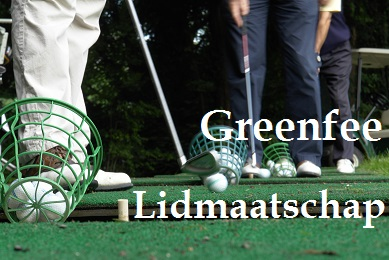 greenfee lidmaatschap