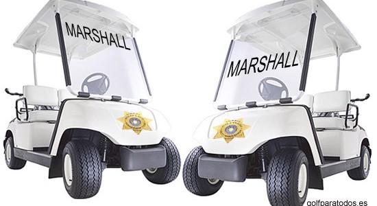 Uw Marshal is uw vriend