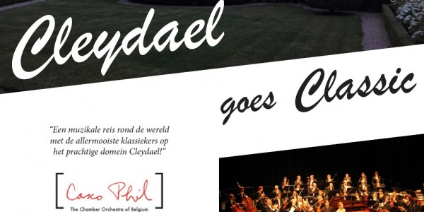 Cleydael goes Classic