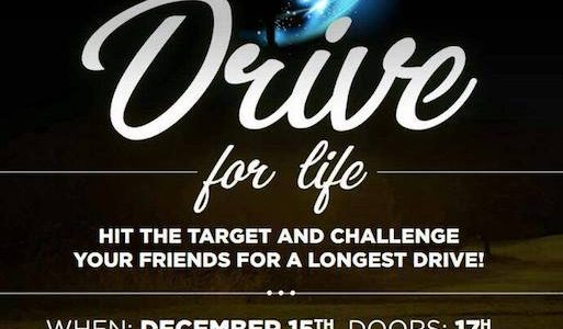 Drive For Life – Golf beats Cancer