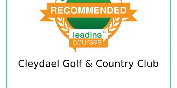 Onze club bij de beste golfclubs van België!